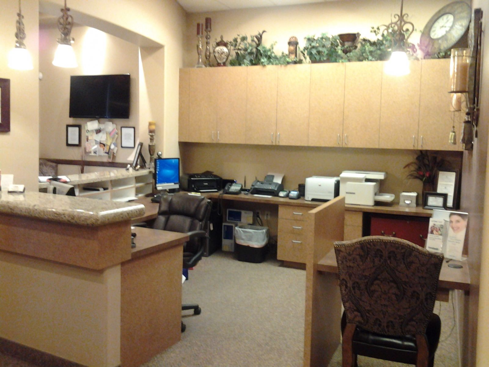 Dentist Office Staff Area San Tan Valley Queen Creek AZ